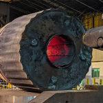 Framatome начала ковку 16 структурных оболочек для ядерных реакторов