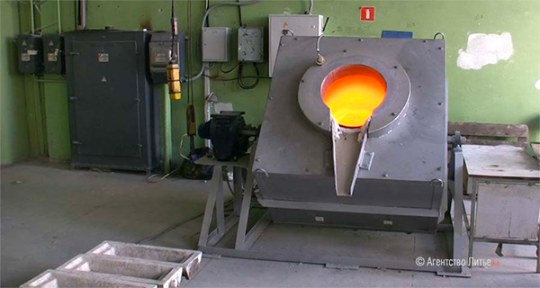 Электрическая печь сопротивления ETF-BU350