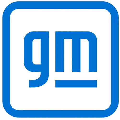 Новый логотип General Motors