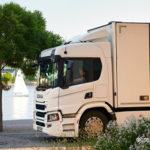 Scania делает ставку на грузовики с аккумуляторным питанием