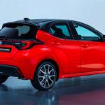 C этого года Toyota Yaris будет производиться в Колине