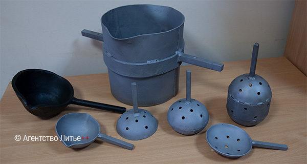 Инструмент литейщика