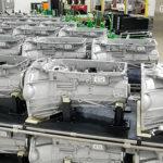 GM добавляет мощности по литью и механической обработке для 10-ступенчатых трансмиссий