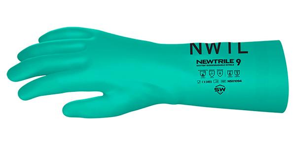Перчатки для химической защиты NewTrile
