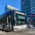 Польша стала крупнейшим экспортером электробусов в Евросоюзе