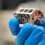 Ford и ExOne стремятся запатентовать высокоскоростной 3DP для алюминия