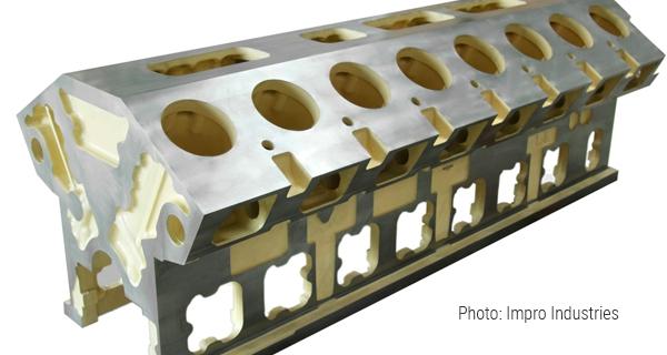 Блок цилиндров Impro Industries