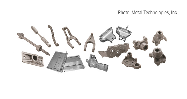 Продукция Metal Technologies, Inc.