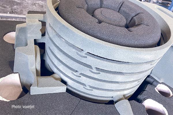 Стержень корпуса электродвигателя