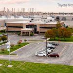 Toyota добавит 1400 рабочих мест на заводе в Индиане