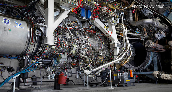 Двигатель XA100 для F-35