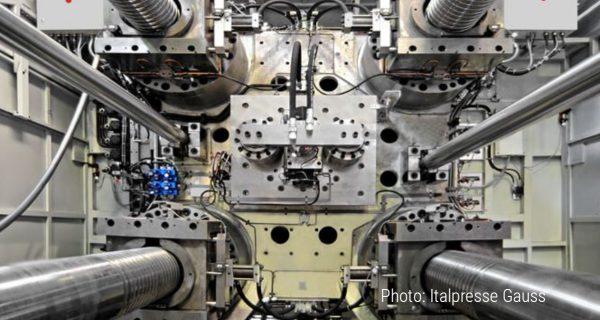 Машина HPDC серии TF