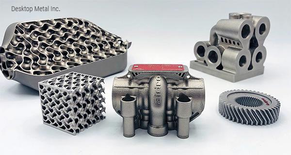 3D-печать Desktop Metal Inc.