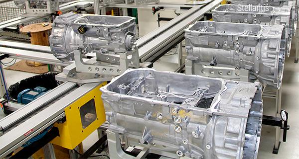Производство трансмиссий на Stellantis